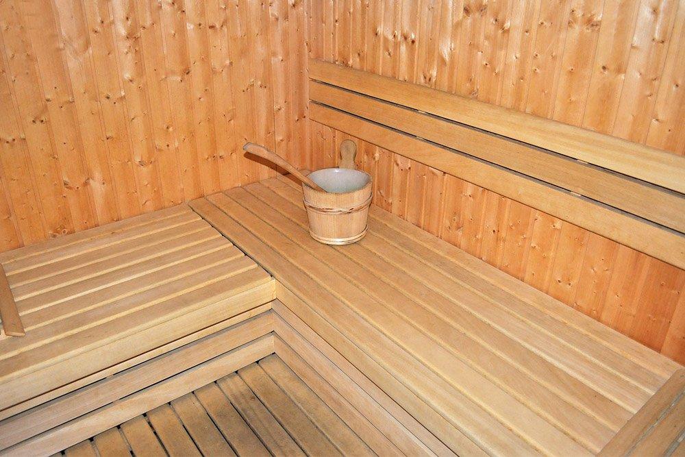 Sauna - Willa Arkadia