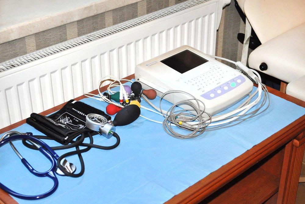 sprzęt diagnostyczny w leczeniu uzależnień